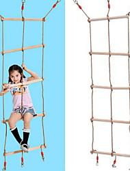 Недорогие -спортивные сооружения на открытом воздухе детские качели три головы пять передач три веревочные лестницы деревянные детские альпинистские лестницы