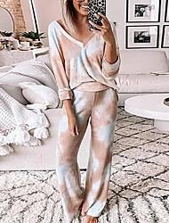 cheap -Women's Basic Set - Rainbow Pant