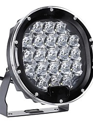 cheap -1Pcs LED 9-32V DC IP68 6000K 105W 6000LM Headlights For Motorcycle Car ATV JEEP
