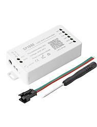 ieftine -sp108e mart wifi controller ws2811 / 2812b simfonie de lumini 5-24 v / party / strip accessory light abspc controller rgb pentru rgb led band band / pentru led led band 1pc