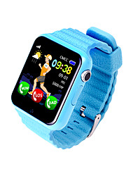 cheap -V7K Kids Smartwatch Android iOS Bluetooth 2G Waterproof Touch Screen GPS Sports Calories Burned Timer Stopwatch Pedometer Call Reminder Activity Tracker