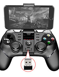 cheap -9076 Batman Bluetooth Wireless Handle Gamepad for iPhone Xs max 8 plus 2.4G Receiver Support ps3 Game Console Joystick