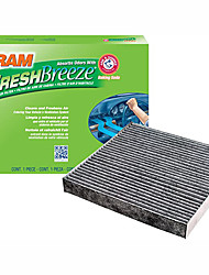 cheap -FRAM CF10134 Fresh Breeze Cabin air filter with arm and hammer