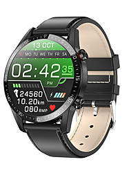 cheap -L13 Unisex Smart Bracelet Smartwatch Bluetooth Water Resistant / Waterproof ECG+PPG Fitness Tracker Activity Tracker Heart Rate Monitor