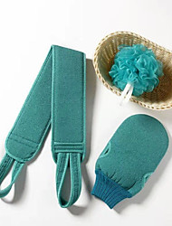 cheap -Bath Brush / Bath Cute / Washable / Easy to Use Fashion / Modern Contemporary Artificial Fibre Brush / Synthetics 1 set - tools Shower Accessories