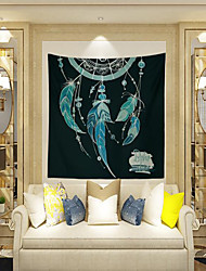 cheap -Classic Theme / Bohemian Theme Wall Decor Special Material Classic / Modern Wall Art, Wall Tapestries Decoration