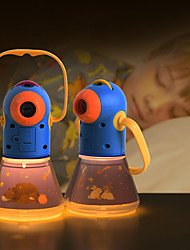 cheap -mideer Story Book Torch Night Light Educational Toy Story Torch Fun Sleep Set Hand Held 4 Fairy Tales Movies 32 slides 8 Fairy Tales Movies 64 slides Alkaline Battery Kid's Child's for Birthday Gifts