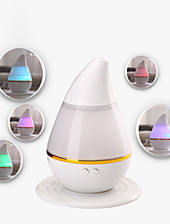 cheap -Air Humidifier Water Drop-shaped Car Charger Fogger USB Humidificadores Difusores Aromaterapia Essential Oil Difuser