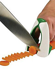 Недорогие -Безопасный слайсер мандолина для овощей, случайный цвет