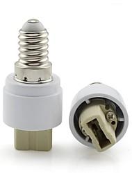cheap -E14 to G9 Base LED Light  Lamp Bulb Fireproof Holder Adapter Converter Universal Light Converter Socket Change *1pc