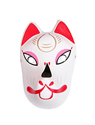 cheap -Inspired by Naruto Naruto Uzumaki Anime Cosplay Costumes Japanese Mask Mask For Women's Men's