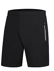 cheap -Men's Sporty Basic Daily Weekend Slim Sweatpants Shorts Pants - Print Solid Colored Sporty Breathable Summer Black Navy Blue Gray US36 / UK36 / EU44 / US38 / UK38 / EU46 / US40 / UK40 / EU48