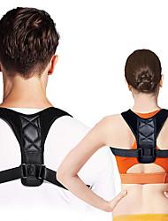 Недорогие -регулируемый корректор осанки ключицы мужчины и женщины верхняя часть спины скобка плеча поясничный поддерживающий пояс коррекция осанки корсет