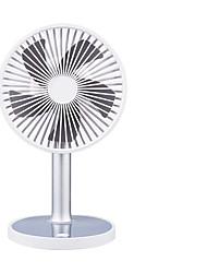 cheap -New Mini Fan Portable Folding Telescopic Fan USB Fan Light Led Fan Humidify Replenishment Spray Fan Desktop Floor Mute Table Fan