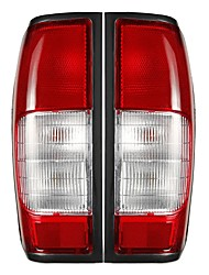 cheap -Car Left/Right Tail Light Brake Lamp with Bulb For Nissan Navara D22 D23 Pickup 1998-2004