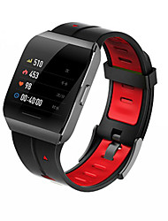 cheap -X1 Unisex Smartwatch Android iOS Bluetooth Heart Rate Monitor Health Care Distance Tracking Camera Control Blood Oxygen Monitor ECG+PPG Pedometer Sleep Tracker Sedentary Reminder Community Share