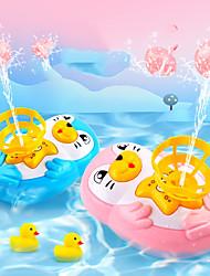 Недорогие -Игрушки для купания Бассейны и водные развлечения Водные игрушки Игрушки для бассейна Игрушка для ванны с водой Игрушка для ванной Дети Пингвин Формованный пластик ABS Все