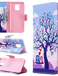cheap -Case For Xiaomi Redmi Note 8T/Redmi Note 9 Pro Max/CC9 Pro Wallet / Card Holder / with Stand Full Body Cases Tree PU Leather For Xiaomi Note 10 Pro/Redmi 8/8A/K30/Note 9S/K20/Redmi Note 8 Pro