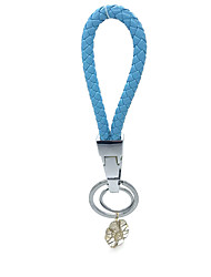 cheap -Keychain Key Chain Easy Lock System Leather Chrome Mixed Material Teen Adults' Unisex Toy Gift