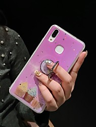 cheap -Case For Samsung Galaxy S9 S9 Plus S8 S8 Plus A80 A90 A70 A70S A60 A50 A50S A30S with Stand Pattern Back Cover Scenery Animal Flower TPU