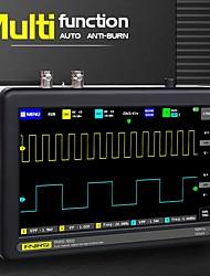Недорогие -Цифровой планшетный осциллограф fnirsi 1013d, двухканальный, 1 г, ширина полосы пропускания цифрового осциллографа 100 м, частота дискретизации небольших планшетов