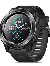 Недорогие -Zeblaze VIBE 5 Универсальные Смарт Часы Android iOS Bluetooth Водонепроницаемый GPS Пульсомер Измерение кровяного давления Израсходовано калорий ЭКГ + PPG
