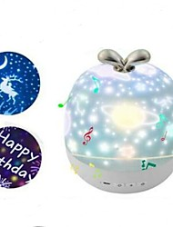 cheap -Creative Night Light Projector Lights Tiktok Star Light Star Projector USB Powered Warm and soft lights Romantic Atmosphere Ideal Gifts