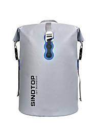 cheap -40 L Waterproof Dry Bag Waterproof Backpack Floating Roll Top Sack Keeps Gear Dry for Swimming Water Sports