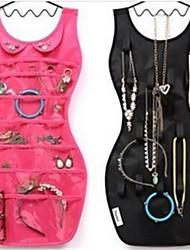 Недорогие -Чехлы для бижутерии / Упаковка ювелирных изделий - Черный, Розовый 72 cm 33 cm 72 cm / Жен.