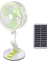 cheap -Cocina dormitorio manija USB carga Solar recargable cocina pared colgante lmpara hogar ventilador plegable Oficina ajustable