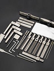 Недорогие -HUK Ultimate Edition G10 оловянный инструмент с быстрым открытием с инструментами слесаря инструменты