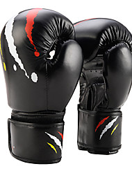 cheap -Pro Boxing Gloves Boxing Gloves For Boxing Martial Arts Mittens Protective PU(Polyurethane) White Black Red