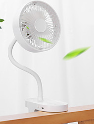 cheap -Air Rechargeable Mini Portable With Led Lantern fan Portable Hand Fan cool wind For Aroma Clip Fan L29K