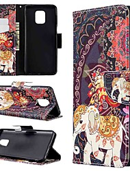 cheap -Case For Xiaomi Redmi Note 8T/Redmi Note 9 Pro Max/CC9 Pro Wallet / Card Holder / with Stand Full Body Cases Animal PU Leather For Xiaomi Note 10 Pro/Redmi 8/8A/K30/Note 9S/K20/Redmi Note 8 Pro
