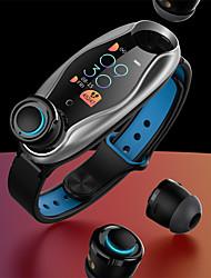 Недорогие -LEMFO LT04 Универсальные Умные браслеты Android iOS Bluetooth Водонепроницаемый GPS Пульсомер Измерение кровяного давления Израсходовано калорий ЭКГ + PPG