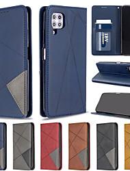 Недорогие -чехол для телефона Huawei P40 Pro P40 Lite искусственная кожа материал алмаз темный магнит сплошной цвет шаблон чехол для телефона P40 Lite и P30 Lite P30 Pro P30 P20 Lite