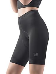 cheap -Nuckily Women's Cycling Shorts Bike Padded Shorts / Chamois Sports Black Clothing Apparel Bike Wear