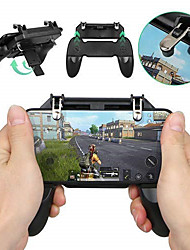 cheap -Mobile Game Controller Pubg Handle pubg triger,pubg triggers,pubg Controller for Mobile,pubg Joystick for Mobile,pubg Game Controller Trigger Gaming Accessory for iPhone for Samsung