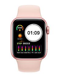 Недорогие -T500 Универсальные Умные браслеты Android iOS Bluetooth Водонепроницаемый Сенсорный экран Пульсомер Измерение кровяного давления Спорт
