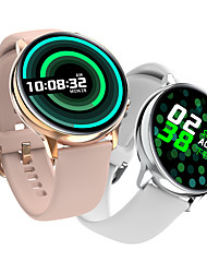 cheap -696 SG2 Unisex Smartwatch Bluetooth Waterproof Heart Rate Monitor Blood Pressure Measurement Sports Blood Oxygen Monitor ECG+PPG Stopwatch Pedometer Call Reminder Activity Tracker