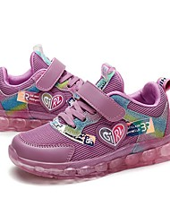 cheap -Girls' Comfort PVC Trainers / Athletic Shoes Little Kids(4-7ys) Purple / Pink Summer