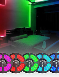 cheap -KWB 15M 3*5M WIFI Smart LED Light Strips Kit Waterproof RGB Tiktok Lights 450 LEDs 5050 Phone Controlled LED Strip KitTimer LED Tape LightWorks with Android iOS and Google Home