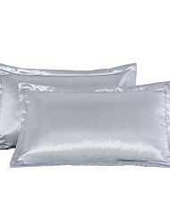 cheap -Comfortable-Superior Quality Bed Pillow Comfy Pillow 80% Real Silk / 20% Polyester Polyester