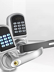 cheap -Directly Replace The Spherical Lock Without Changing The Hole. Electronic Hotel Ic Induction Lock Smart Code Lock Bedroom Door Lock