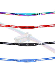 cheap -Bike Handlebar Mountain Bike Handlebar 31.8 mm 720 mm Lightweight High Strength Easy to Install Road Bike Mountain Bike MTB Cycling Multi color Black Red