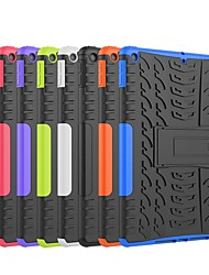 cheap -Case For iPad New Air(2019)  / iPad 10.2''(2019) /Ipad Pro 11(2020) Shockproof / with Stand Back Cover Armor TPU / PC Case For iPad Mini 5/4/3/2/1 /iPad (2018) / iPad (2017)/iPad Air 2 / iPad Pro 10.5
