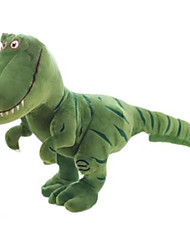 cheap -Stuffed Animal Pillow Stuffed Goblin Toy Plush Doll Plush Toy Plush Toys Plush Dolls Stuffed Animal Plush Toy Dinosaur Figure Jurassic Dinosaur Creative Tyrannosaurus Rex Hand-made Flannel 41cm