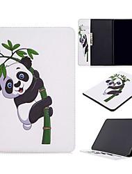 Недорогие -чехол для яблока ipad air / ipad 4/3/2 / ipad mini 3/2/1 кошелек / визитница / с подставкой для всего тела чехлы из искусственной кожи panda для ipad 10.2 2019 / new air 10.5 2019 / pro 11 2020 / mini
