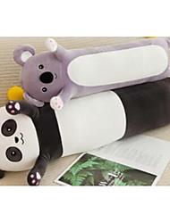 Недорогие -M-002 Принцесса Креатив Панда Подушки Мягкие игрушки гоблины Плюшевая кукла Ручная работа Китайский дизайн Фланель Все Идеальный подарок для малышей и малышей / Детские