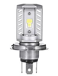 Недорогие -Светодиодная лампа h4 9003 Привет / свет балка спрятал белые фары мотоцикла грузовик внедорожная тележка авто автомобиль универсальный